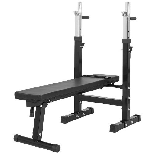 Gorilla sports gs006 avis banc musculation support barre body actif - Avis banc de musculation ...