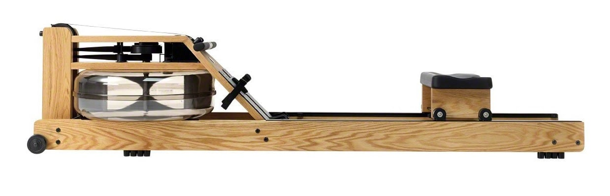 waterrower natural s4 rameur eau ce qu 39 il faut savoir. Black Bedroom Furniture Sets. Home Design Ideas