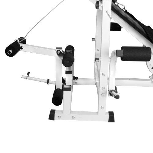 Gorilla Sports Gs005 Avis Banc De Musculation Avec Support Haltères
