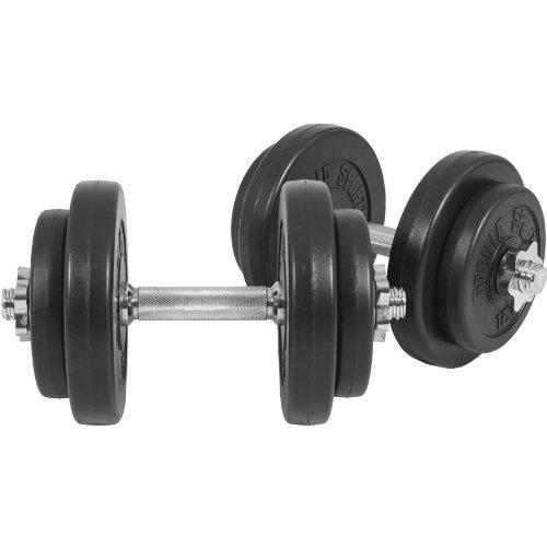 halteres gorilla sport 30kg