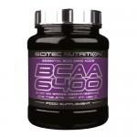 scitec nutrition BCAA 6400 acides aminés